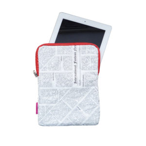 Tyvek iPad Case