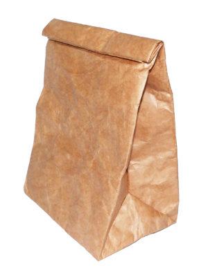 Tyvek Brown Paper Lunch Bag